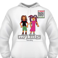My Kids Tuesday Hoodies