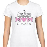 Autism Mom Strong 4
