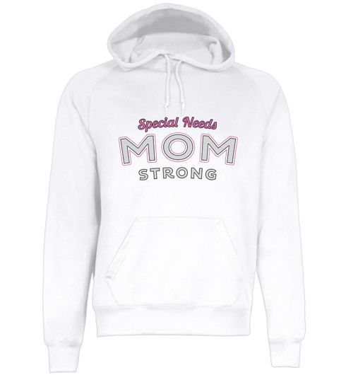 Special Needs Mom Hoodie 1
