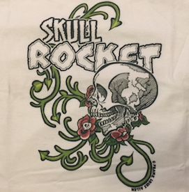 Skull Rocket Adult 2XL