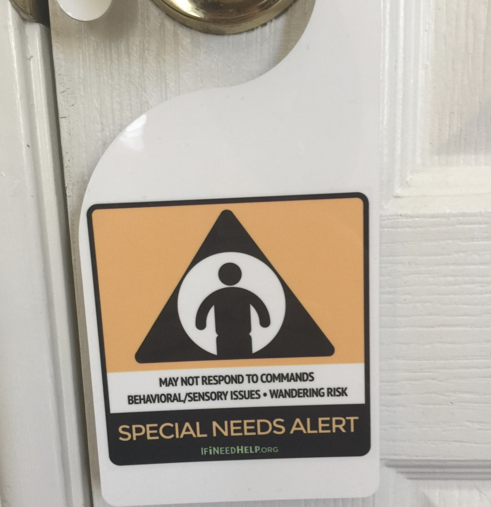 Custom Special Needs Door