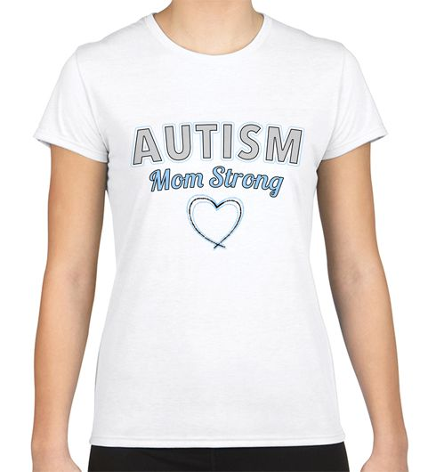 Autism Mom Strong 1