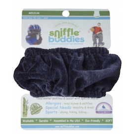 Sniffle Buddies Navy Blue