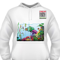 Under The Sea Hoodie