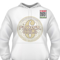 Flower Child No.6 Hoodie