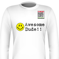 AwesomeDude Long Sleeve