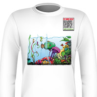 Under The Sea Long Sleeve