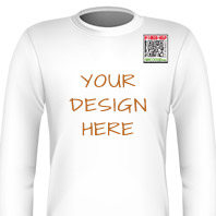 Use Your Design Long Sleeve