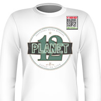 Planet 12 Long Sleeve