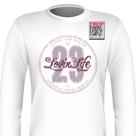 Lovin Life No. 23 Long Sleeve