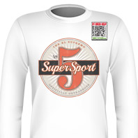 Super Sport No.5 Long Sleeve