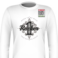 Rocker No.1972 Long Sleeve