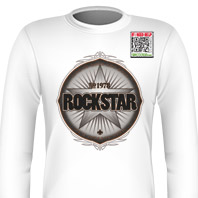 Rockstar No.1978 Long Sleeve