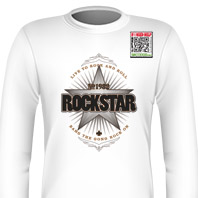 Rockstar No.1982 Long Sleeve