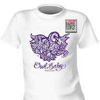 Owl Baby Purple