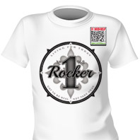 Rocker No.1968 T-shirt