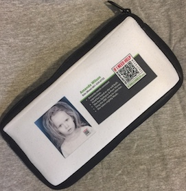 Your image Zipper Pouch