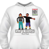 My Kids Best Buds Hoodies