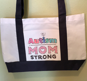 Mom Tote Bag Large