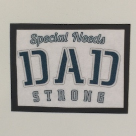 Special Needs Dad Magnet