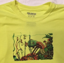 Under The Sea Adult Medium