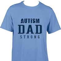 Autism Dad Strong 1