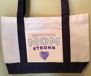 Mom Tote Bag 2 Large