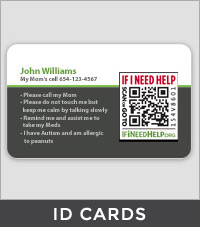 featured-item ID cards